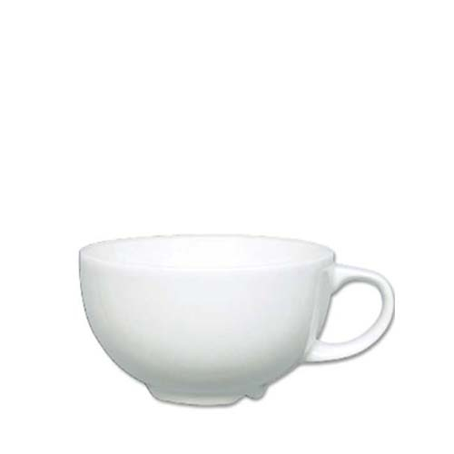 Churchill Alchemy Cappuccino Cup 12oz White