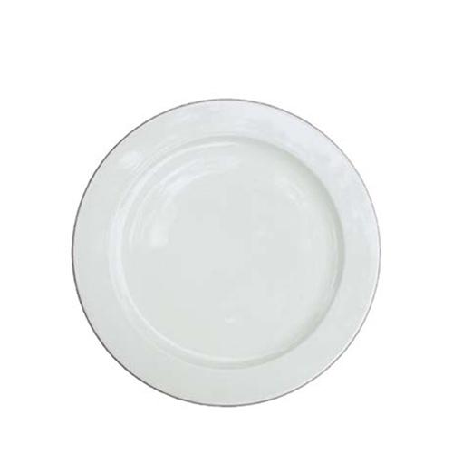 "Churchill Alchemy Plate 10"" White"