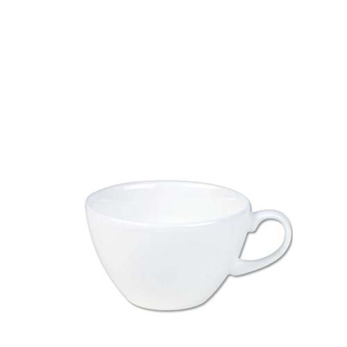 Churchill Alchemy Tea/Coffee Cup 8oz White (1 x 24)