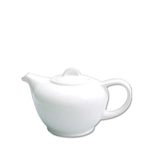 Churchill Alchemy Tea Pot 25oz White