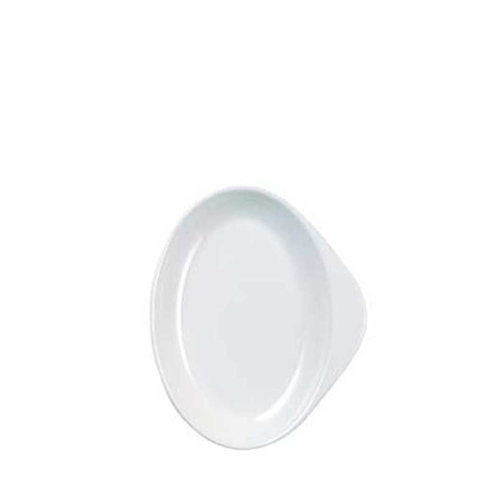 Churchill Alchemy Cook and Serve Oval Dish 16.5cm  White