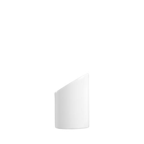 Churchill Art De Cuisine Menu Mini Slanted Cylinder 8.3 x 5.4cm White