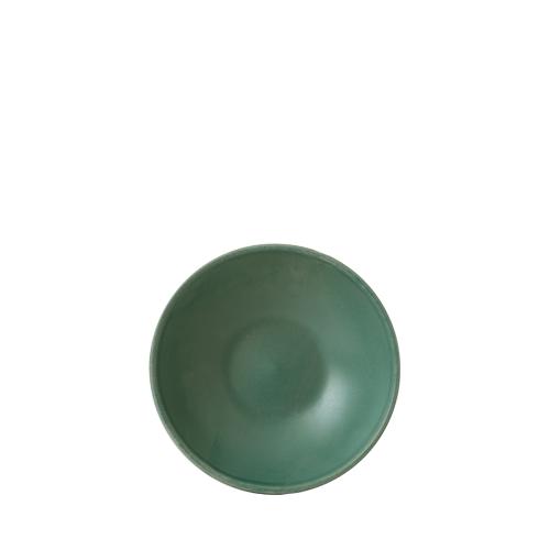 Churchill Nourish Shallow Bowl 26cl (9oz) Andorra Green