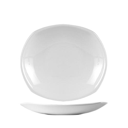 Steelite Taste Zest Platter 25.5cm White