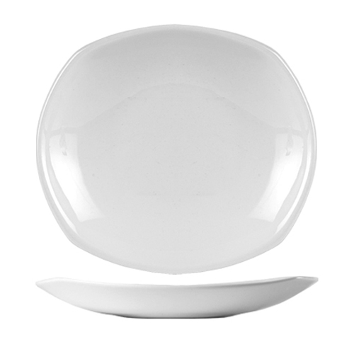 Steelite Taste Zest Platter 30.5cm White