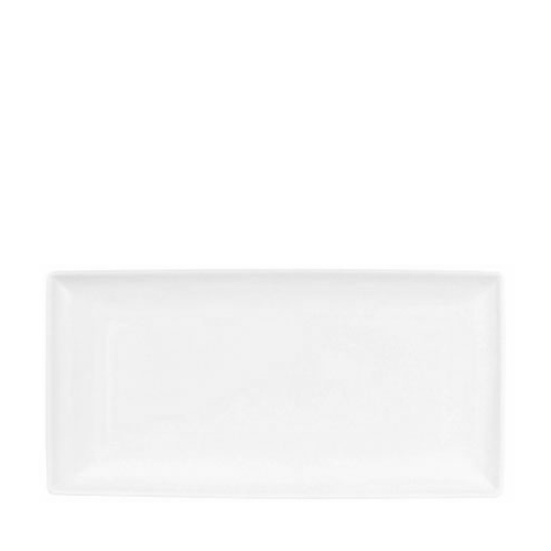 Steelite Taste Rectangle Platter (Three) 33 x 19cm White