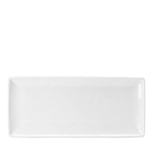 Steelite Taste Rectangle Platter (Four) 37 x 16.5cm White