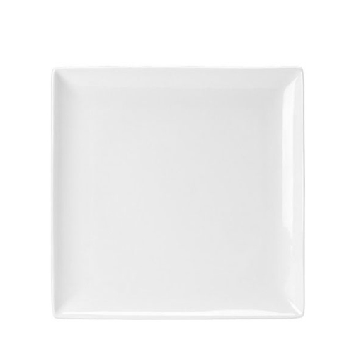 Steelite Taste Square One Plate 27cm  Cream