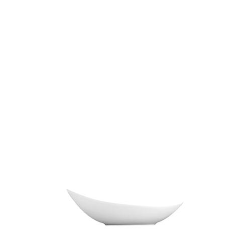 """Churchill Alchemy Balance Buffet Tear Dish 6.25""""  White"""