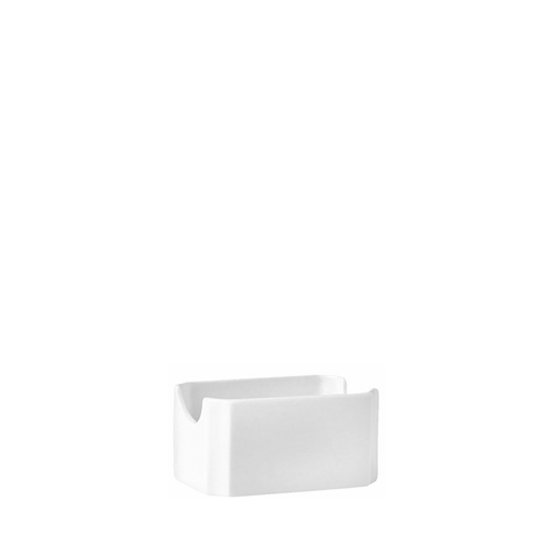 Steelite Monaco/Alvo  Sugar Packet Holder White