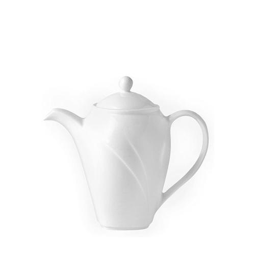 Steelite Alvo  Coffee Pot 12oz White