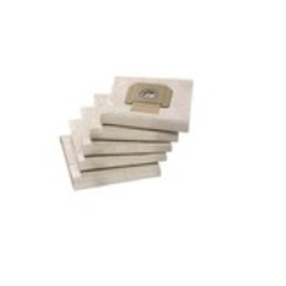 Karcher NT 48/1 Replacement Paper Filter Bags White