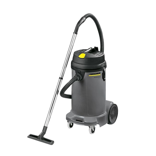 Karcher NT 48/1  Pro Wet/Dry Vacuum Cleaner 48 Litre Grey/Black/Yellow