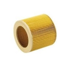 Karcher NT 48/1 Replacement Cartridge Filter Yellow