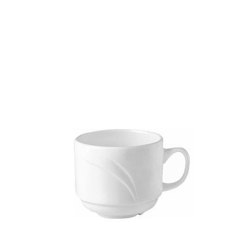 Steelite Alvo  Stacking Cup 7.5oz White