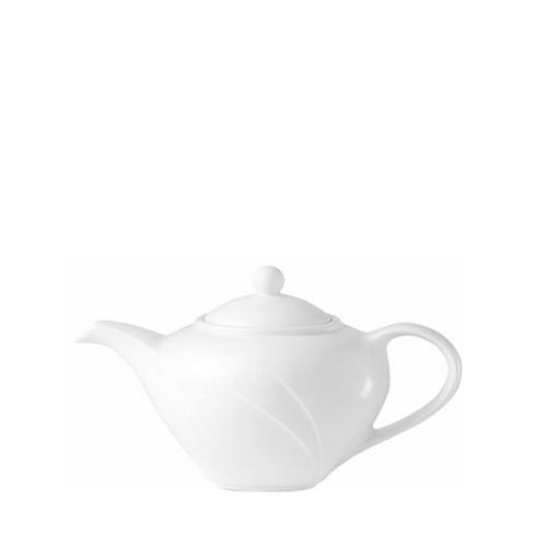 Steelite Alvo  Small Teapot 12oz  White