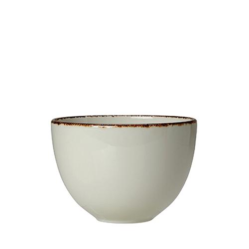 Steelite Dapple Brown Combi-Cup 16oz White/Brown