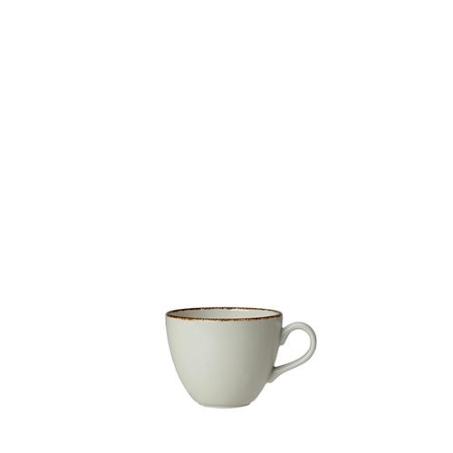 Steelite Dapple Brown Cup 3oz White/Brown