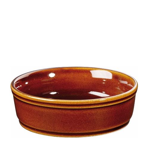 Mezze Dish 11cm Brown
