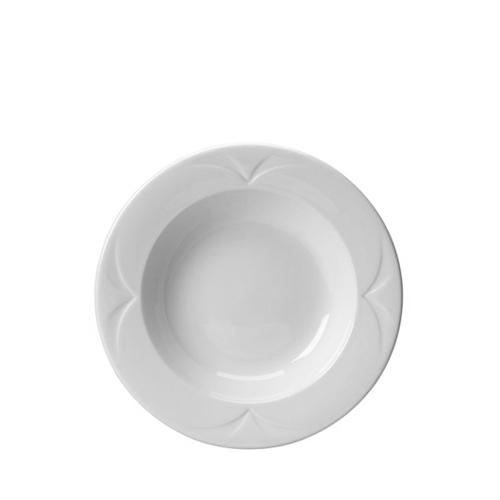 Steelite Bianco  Soup Plate 8.75