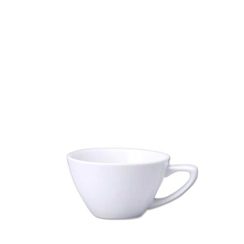 Churchill Ultimo Cappuccino Cup 6.5oz White