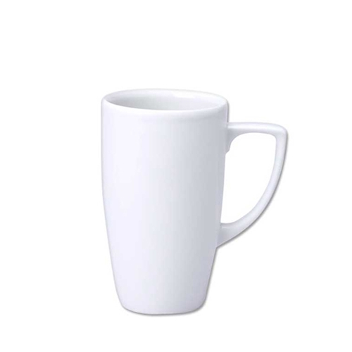 Churchill Ultimo Cafe Latte Mug 16oz White