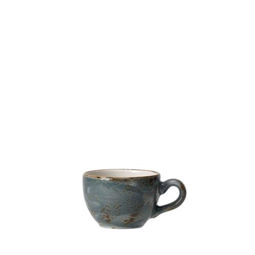 Steelite Craft Cup Low Emp 8.5cl (3oz) Blue