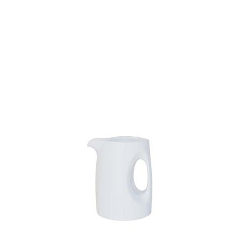 Churchill Bit On The Side Small Square Jug 3oz White