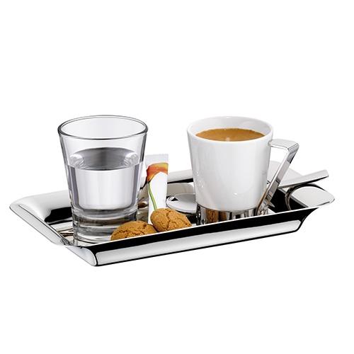 WMF Culture Cup  Espresso Set White
