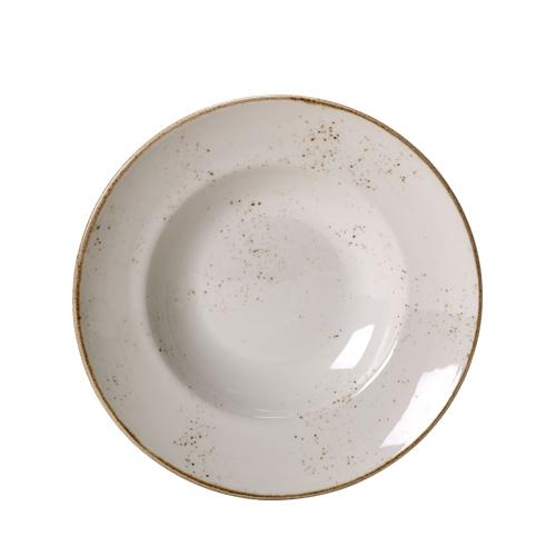 Steelite Craft White Nouveau Bowl 10.58