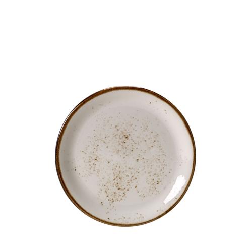 Steelite Craft White Coupe Plate 8