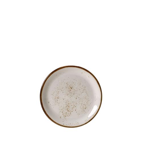 Steelite Craft White Coupe Plate 6