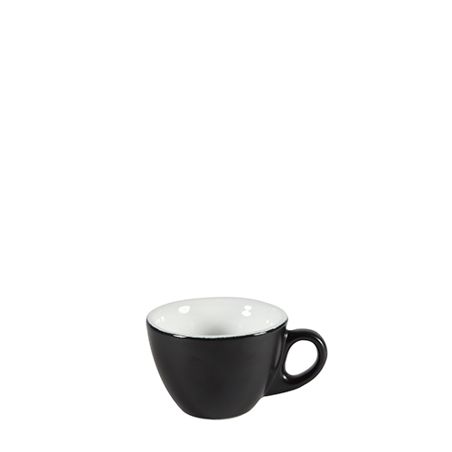Churchill Menu Shades Espresso Cup 3oz Ash Black