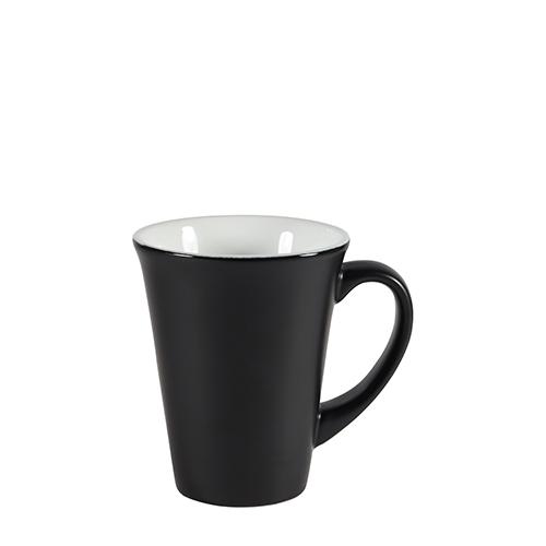 Churchill Menu Shades Flared Mug 12oz Ash Black