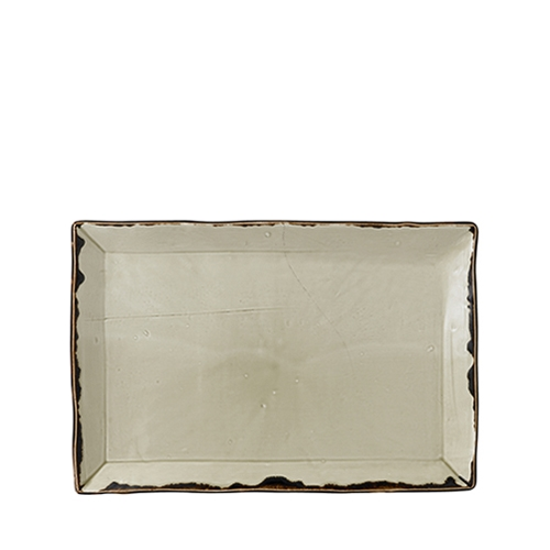 Dudson Additions by Churchill Harvest Chefs' Small Rectangular Tray 28.7 x 19cm Linen