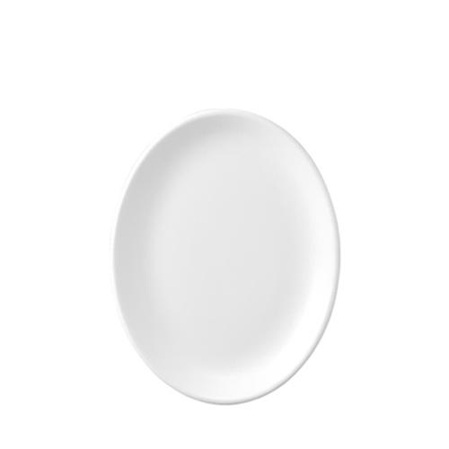 Churchill Plain White Oval Plate/Platter 10