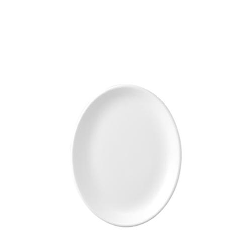 Churchill Plain White Oval Plate/Platter 8