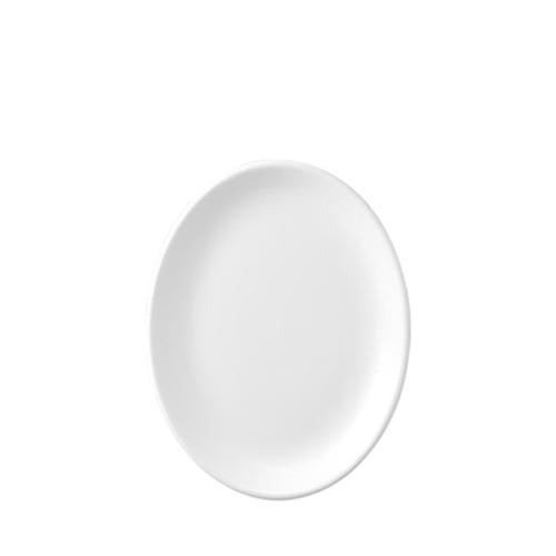"""Churchill Plain White Oval Plate/Platter 9"""""""