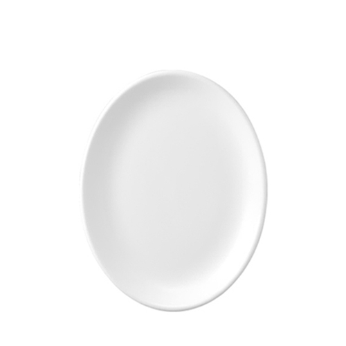 Churchill Plain White Oval Plate/Platter 11