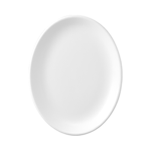 """Churchill Plain White Oval Plate/Platter 14.25"""""""