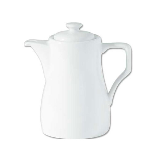 Porcelain Traditional Coffee Pot