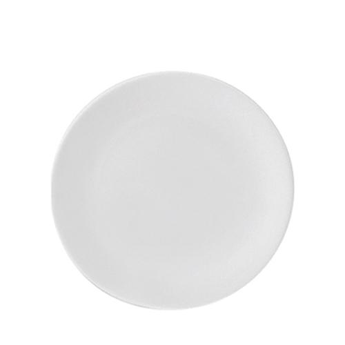 Utopia Porcelain Coupe Plate 10.25