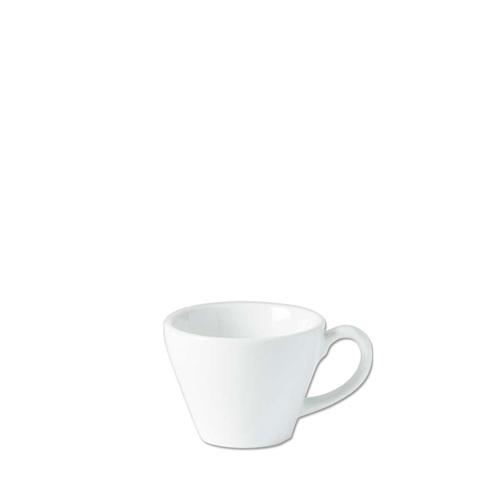 Utopia Porcelain Italiano Cup 6oz White