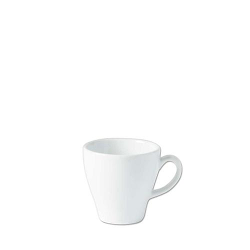 Utopia Porcelain Italiano Cup 8oz White