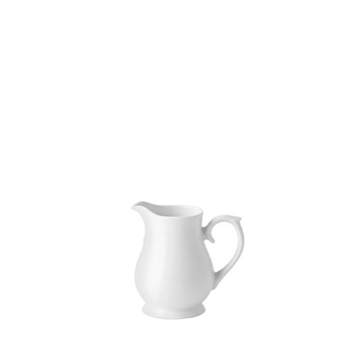 Utopia Porcelain Chatsworth Jug 5oz White