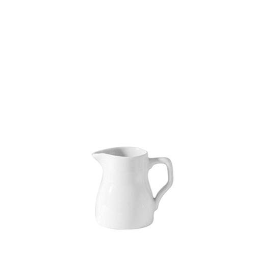 Utopia Porcelain Traditional Jug 5oz White