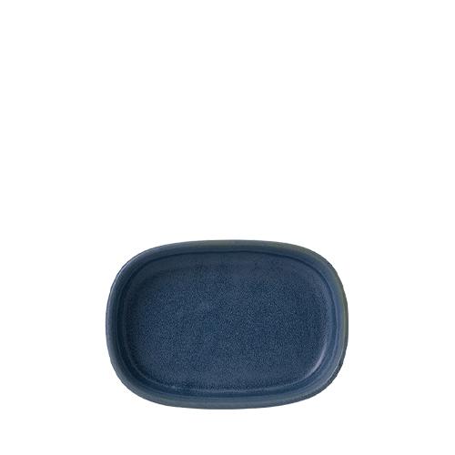 Churchill Emerge Shallow Tray 3.3cm x 11.9cm x 17.3cm Oslo Blue