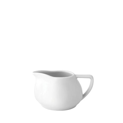 Utopia Porcelain Contemporary Jug 10oz White