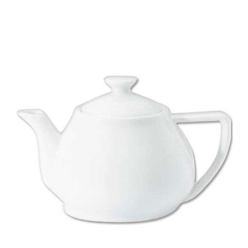 Porcelain Contemporary Tea Pot