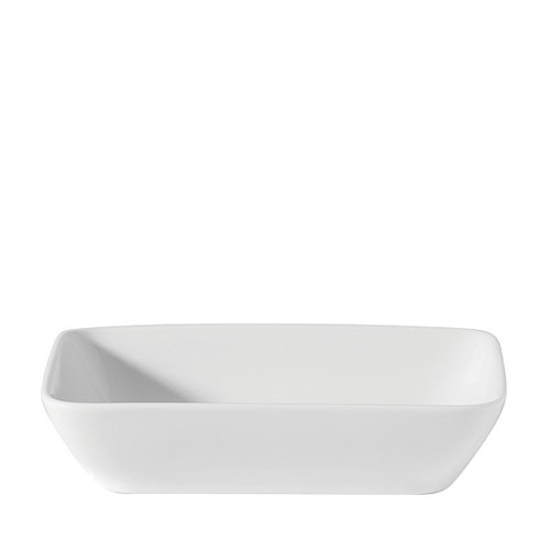 Utopia Porcelain Rectangular Dish 5 x 4